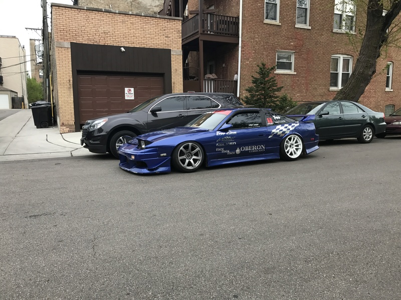 Just when you thought I was done. Dave's 180SX build.  - Page 24 D9dc5910