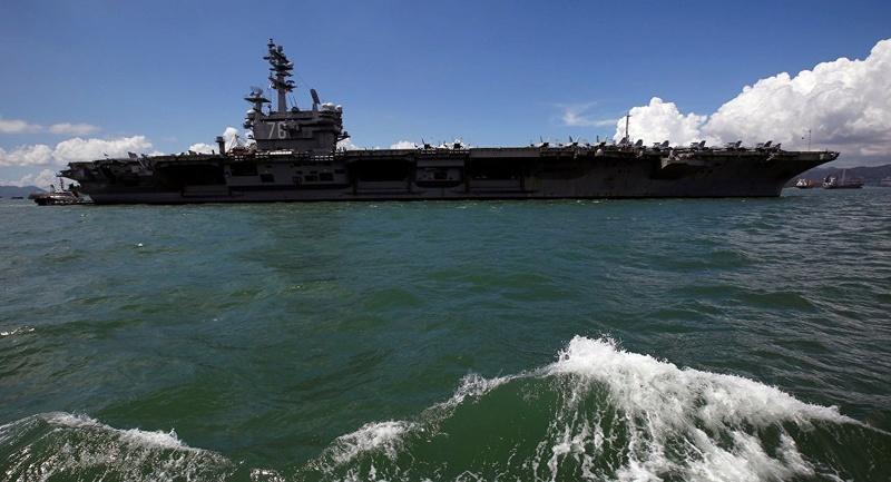 Les USA et la Corée du Sud entament des exercices militaires conjoints 10333510