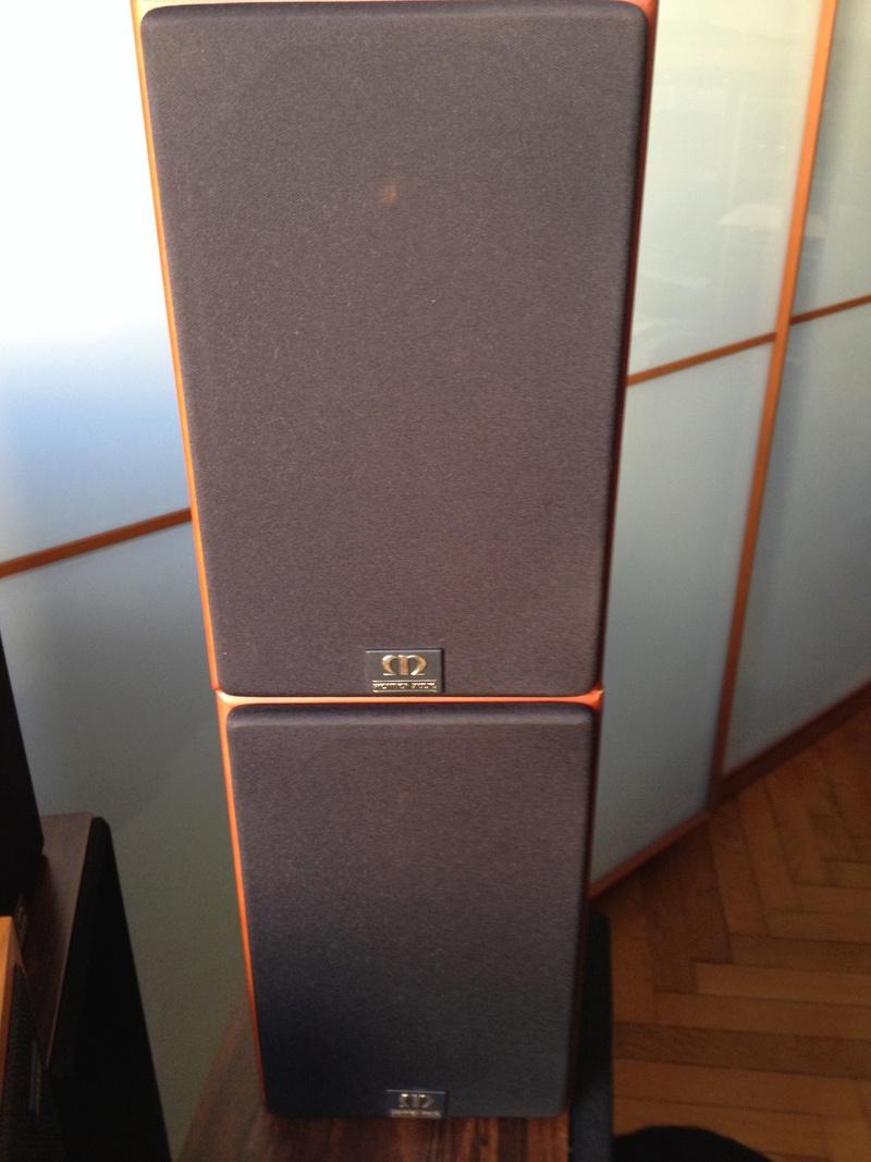 (To) Vendo diffusori Monitor Audio Gold One 'Heritage' biwiring Iphone28