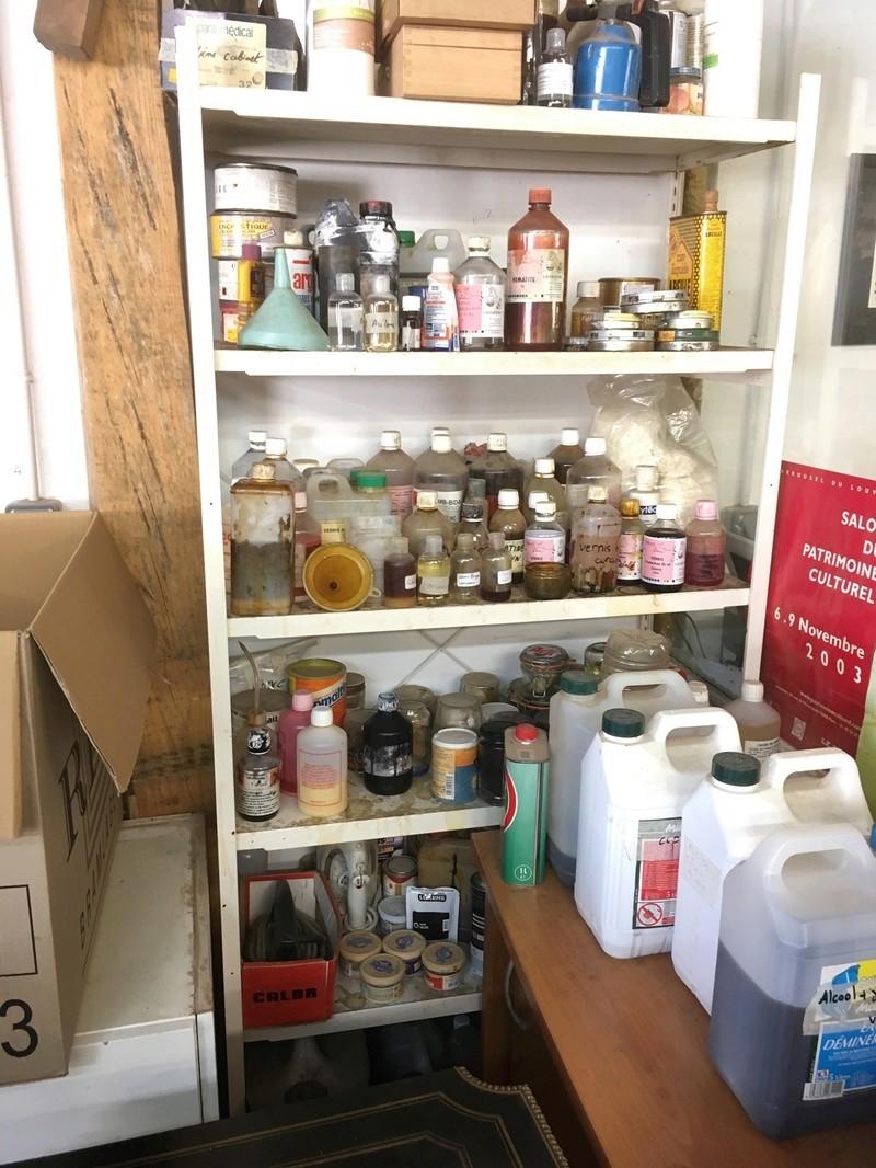 Visite d'un Atelier de restauration 1010