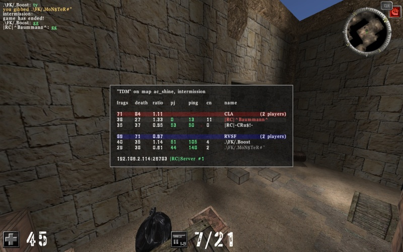 RC vs. .\FK/. 20100512