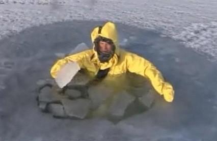 Nage en eau vive à Apigné. Bbc211