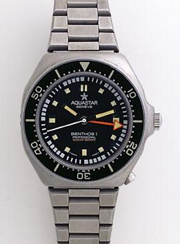 Aquastar Watch Company Bentho11