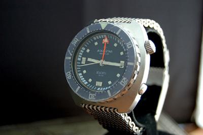 Aquastar Watch Company Bentho12