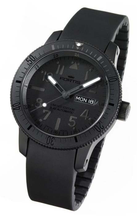 Black Black...Nice Nice!! Fortis10