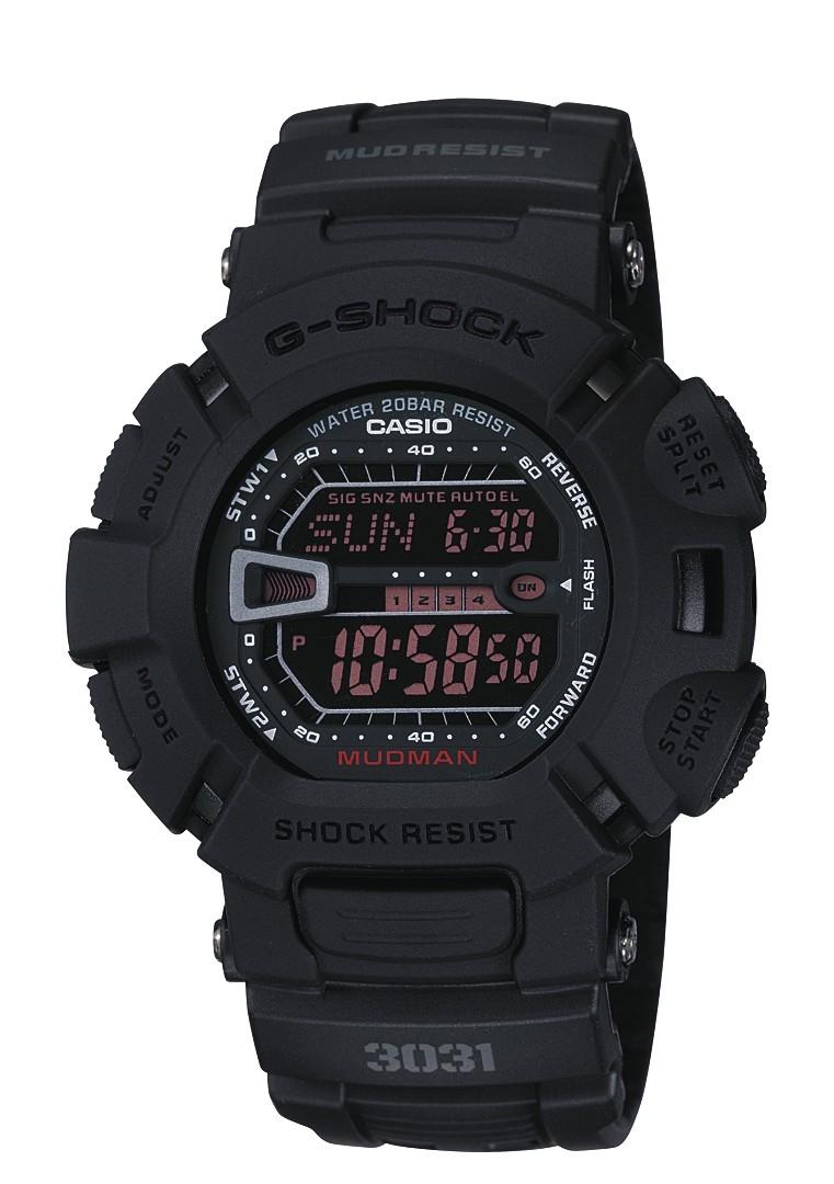 Great G-Shock Site - Very Comprehensive Gshock10