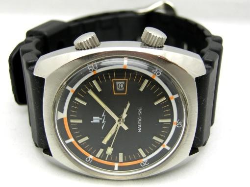 Lip Nautic-Ski Dive Watches Lip_ns10