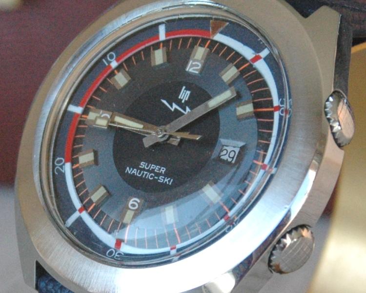 Lip Nautic-Ski Dive Watches Lip_sn10
