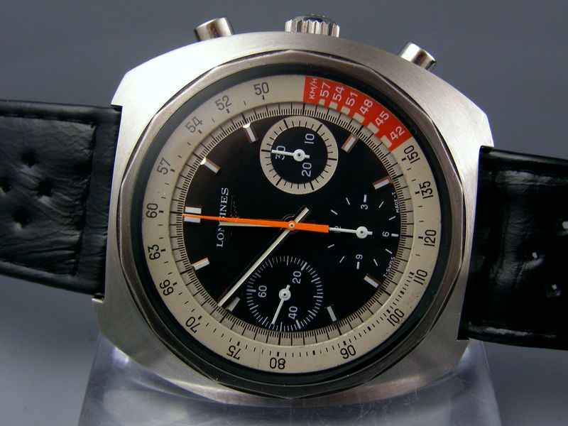 A couple very cool vintage watches... Longin10