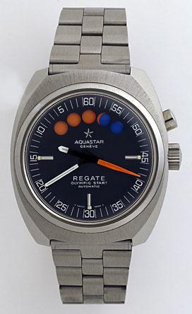 Aquastar Watch Company Regate10
