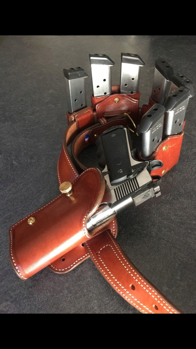 "HOLSTER ""TACTICAL"" by SLYE  Avec_l11"