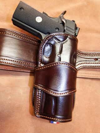 """ WILD BUNCH ""holster ""RANGER'S"" by SLYE  Dscf1611"