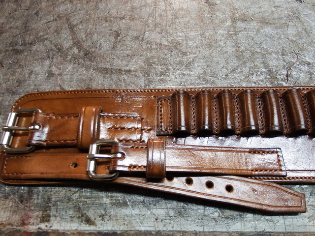 "CARTRIDGE BELT ""SHARP'S SHOOTER"" by SLYE Dscf1619"