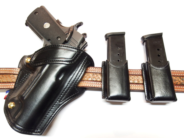 "HOLSTER ""BELT SLIDE"" by SLYE  Dscf2116"