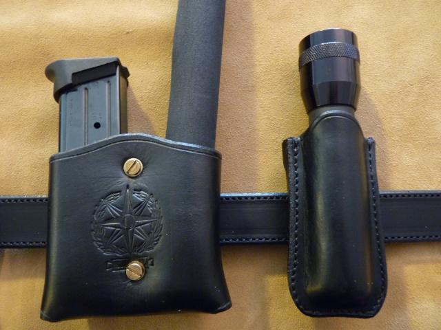 "HOLSTER ""CROSS DRAW"": le ""P.A.C.O"" by SLYE  P1000320"