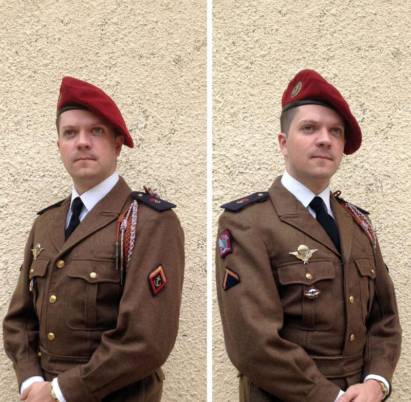 Sergent du II/1er RCP - Hanoï - 1954 Ii_1rc16