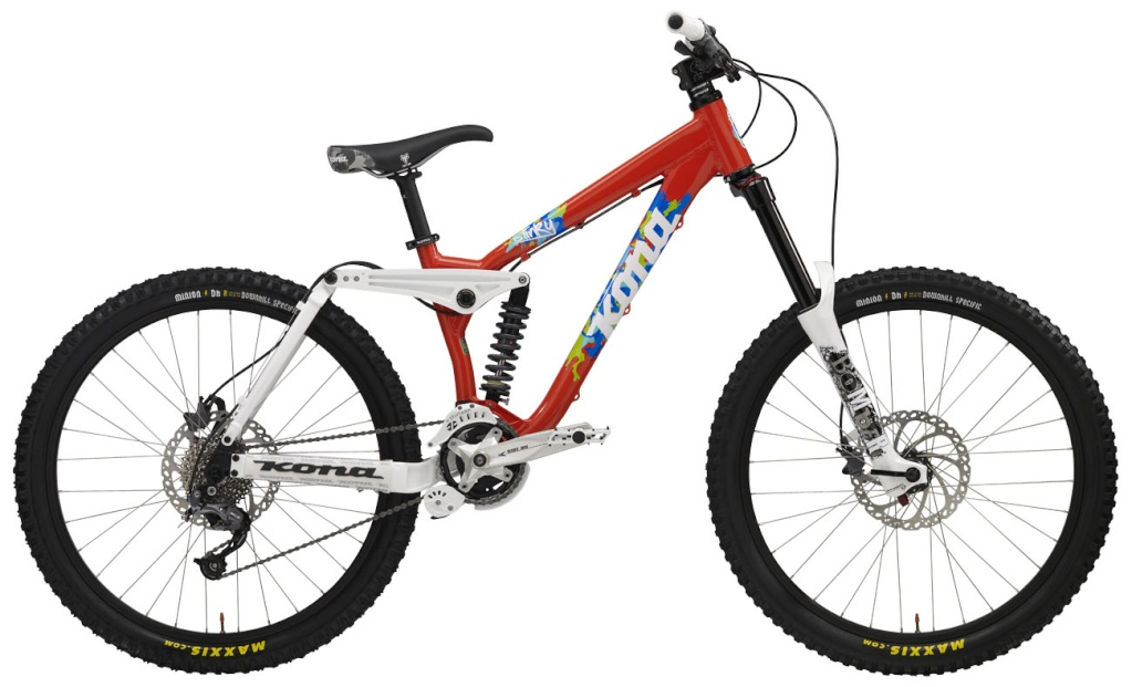 Vélo complet Kona Stinky 2009 !!!! Neuf  0 km 2k9_st10