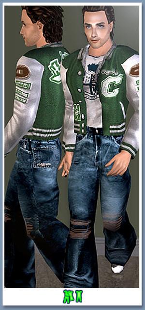 Одежда для атлетов 1335