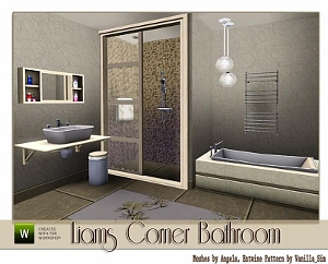 Ванные комнаты (модерн) - Страница 3 1562
