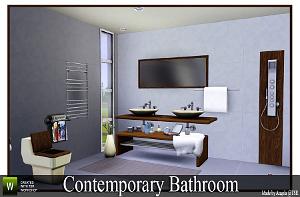 Ванные комнаты (модерн) - Страница 3 1591