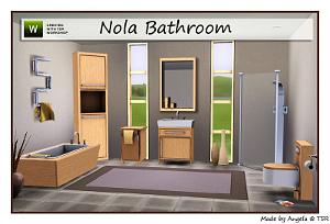 Ванные комнаты (модерн) - Страница 3 1602