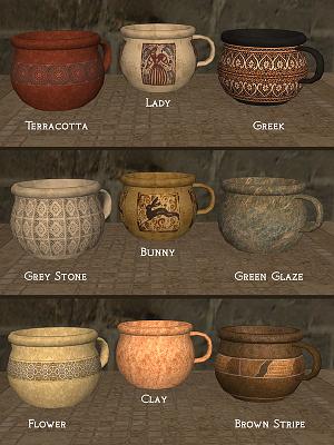 Средневековые объекты Forum265