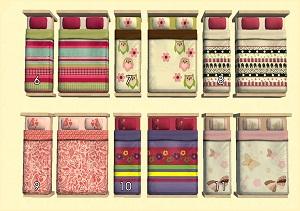 Постельное белье, одеяла, подушки, ширмы - Страница 6 Forum287