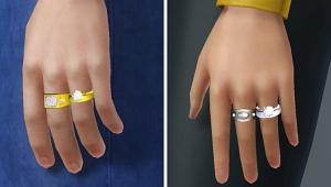 Браслеты, часы, кольца - Страница 6 Kr165