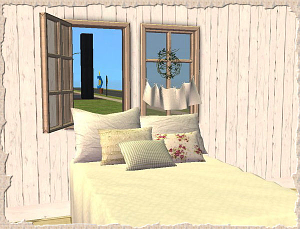 Спальни, кровати (деревенский стиль) - Страница 4 Kr372