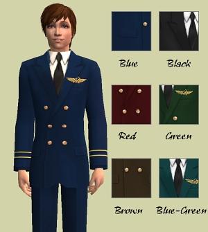 Униформа Kr39