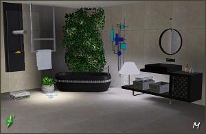 Ванные комнаты (модерн) - Страница 3 Kr615