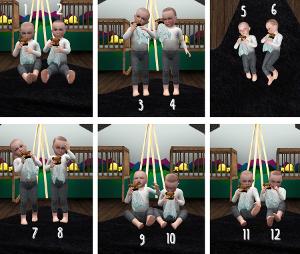 Детские позы, позы с детьми - Страница 10 Uten_113