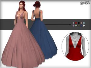 Формальная одежда, свадебные наряды - Страница 16 Uten_115