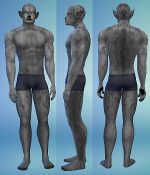 Скинтоны со шрамами, тату и пр.  Uten_144