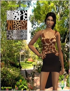 Повседневная одежда (топы, блузы, рубашки) - Страница 9 Uten_156