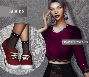 Чулки, носки, колготки - Страница 4 Uten_174