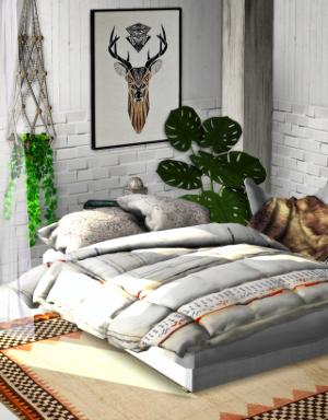 Постельное белье, подушки, одеяла, ширмы и пр. - Страница 3 Uten_204