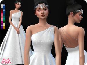 Формальная одежда, свадебные наряды - Страница 16 Uten_235