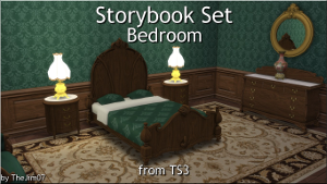 Спальни, кровати (антиквариат, винтаж, средневековье) - Страница 2 Uten_240