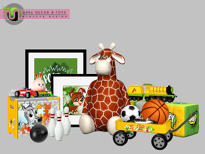 Различные объекты для детей - Страница 7 Uten_336