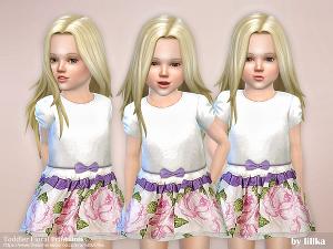 Для детей (платья, туники, комлекты с юбками) - Страница 6 Uten_384
