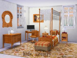 Спальни, кровати (деревенский стиль)   - Страница 4 Uten_387
