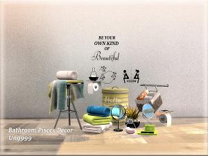 Декоративные объекты для ванных комнат - Страница 2 Uten_390