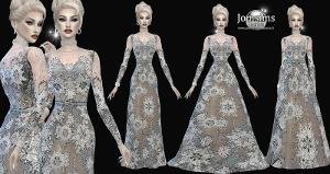 Формальная одежда, свадебные наряды - Страница 17 Uten_392