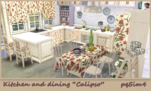 Кухни, столовые (деревенский стиль) - Страница 4 Uten_397