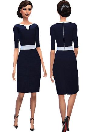Повседневная одежда (платья, туники) - Страница 48 Uten_462