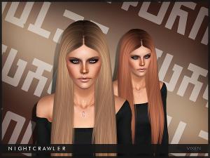 Женские прически (длинные волосы) - Страница 48 Uten_467