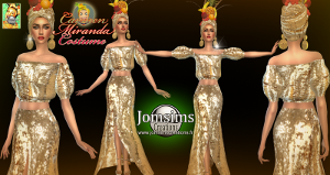 Танцевальные наряды Uten_474