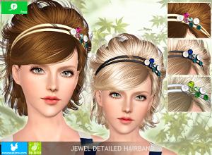 Украшения для головы, волос - Страница 6 Uten_512