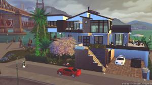 Жилые дома (модерн) - Страница 11 Uten_543